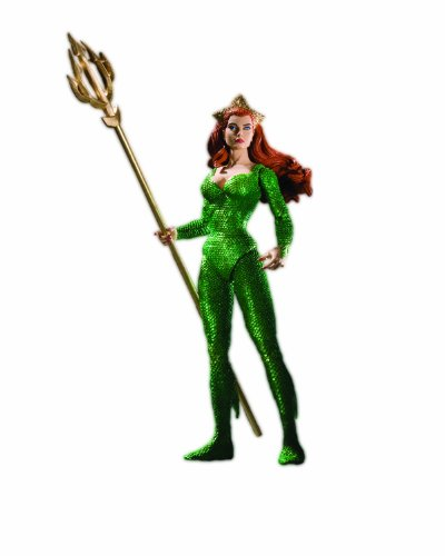 DC Direct Brightest Day: Series 2: Mera Action (Dc Direct Martian Manhunter)