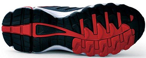 noir Rouge De Chaussures Delcord Cours'à Ilovesia men's Pied Multisport xwq8zK4g0