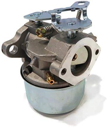 The ROP Shop (10) CARBURETORS for Tecumseh 632107A HSSK40 HSSK50 HS50 LH195SA Small Engine