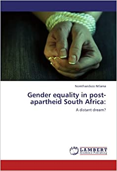 Book Gender equality in post-apartheid South Africa:: A distant dream?
