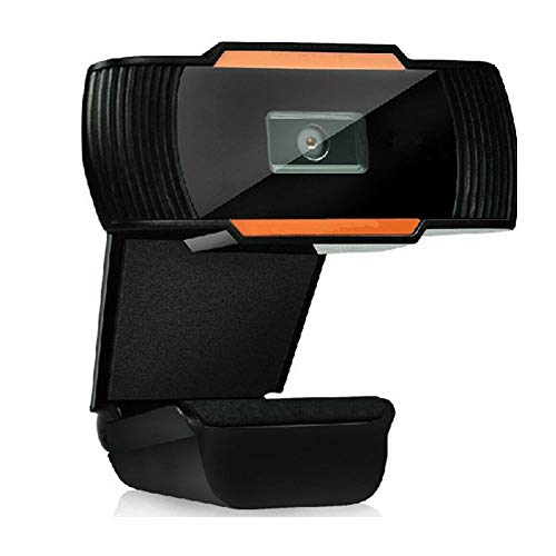 720P/1080P HD Video Webcam HD PC Desktop Camera Laptop Webcams USB with Microphones Plug and Play 45 Degrees Rotatable…