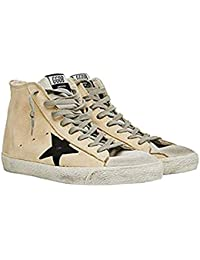 Francy Desert Suede/Black Star Mens Sneakers G34MS591.B70