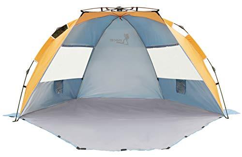 🥇 LINKE Beach Tent Sun Shelter