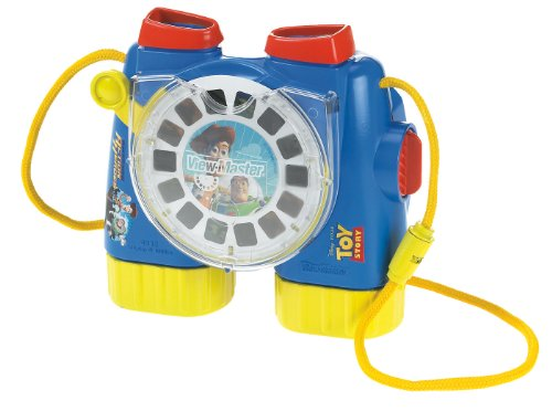 Fisher-Price View-Master Disney/Pixar Toy Story Real