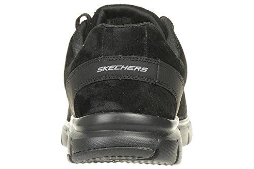 Sneakers Vigor nbsp;Natural Skechers Schwarz Bbk Herren Flex Skech 4qx8HXwp