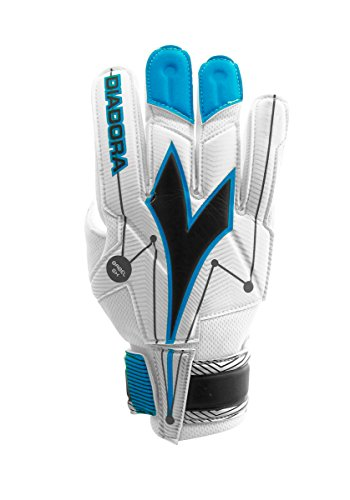 演劇罰するトレーニング(4, White / Blue) - Diadora Babel Soccer Goalkeeper Glove