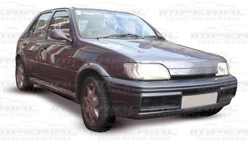 Aftermarket Ford Fiesta 5 puertas Hatchback 1989 - 1995 MK3 reparación pieza de llenado de combustible pequeño agujero (1989 - 1993) no cara: Amazon.es: ...