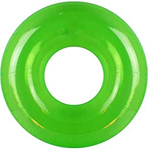 Intex Transparent Swim Tube - Green