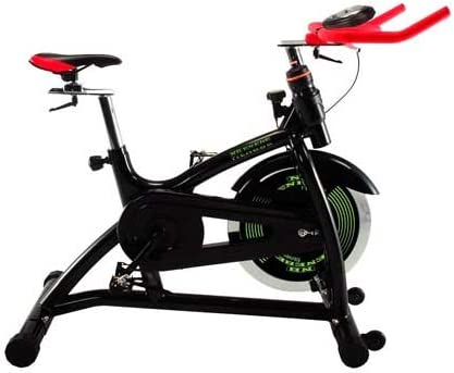 Bicicleta de spinning / Indoor Enebe Europa: Amazon.es: Deportes y ...