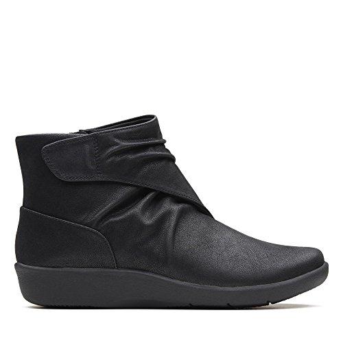 Boot Clarks Womens Sillian E 5 Tana 6 Black 51UqwUxA