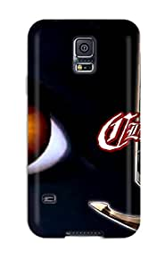 Galaxy S5 Case Cover With Shock Absorbent Protective Claymore Case