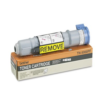 TN5000PF Toner, 2200 Page-Yield, Black, Sold as 1 Each