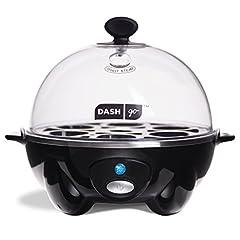 Rapid Egg Cooker: 6
