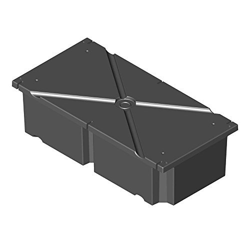 PermaFloat 24 in. x 48 in. x 8 in. Dock System Float ()