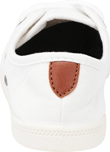 Top Lace Low Sneaker Cambridge White Canvas Classic Up Select Casual Fashion Women's xwFTqYIZ