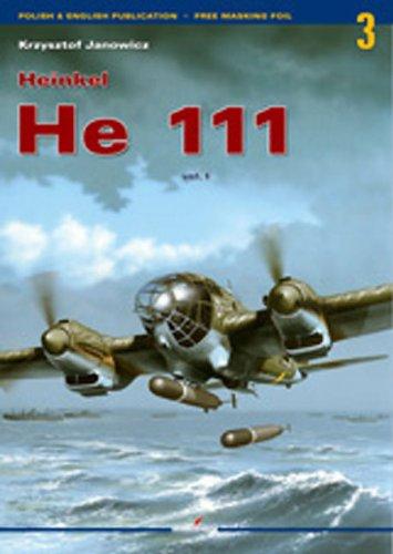 Download Heinkel He 111 Vol I (Monographs 3003) (English and Polish Edition) pdf epub