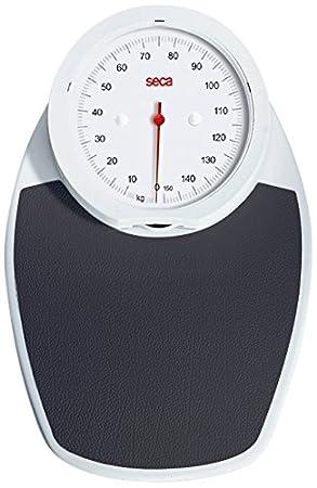 Seca 7501019004 - Báscula analógica (capacidad 150 kg) color gris: Amazon.es: Salud y cuidado personal