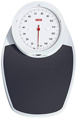 Seca 7501019004 - Báscula analógica (capacidad 150 kg) color gris