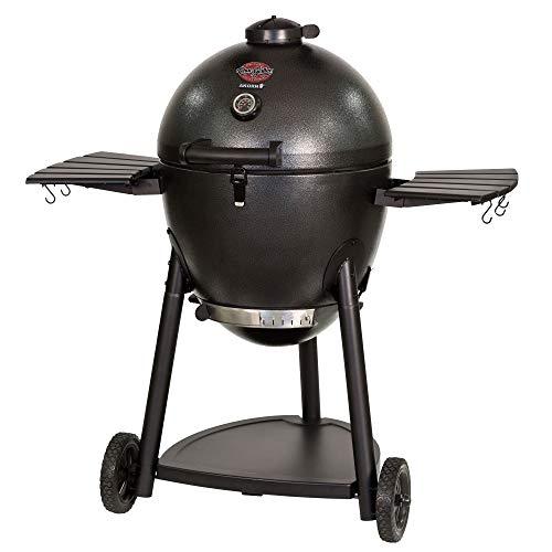 kamado gas grill - 2
