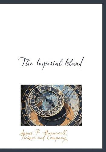 The Imperial Island pdf epub