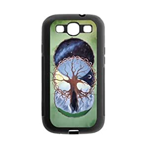 Personalized Fantastic Skin Durable Rubber Material Samsung Galaxy s3 I9300 Case - Tree of Life