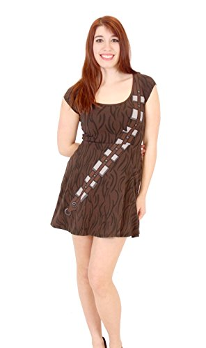 Star Wars I Am Chewbacca Juniors Skater Dress