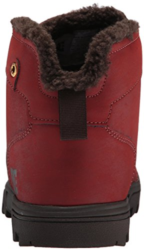 DC Shoes Mens Woodland Outdoor Winter Boots Hi Top Shoes Camel/Dark Chocolate