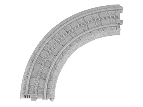 LIO711605 Imagineering Curve Train Track Pack of 6 from SP Whistle Stop
