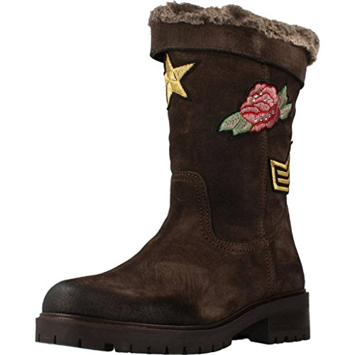 Boots Womens ALPE Brown Brown Womens Colour Brand 11 Model 3467 Boots Brown xBBwA4Uq0