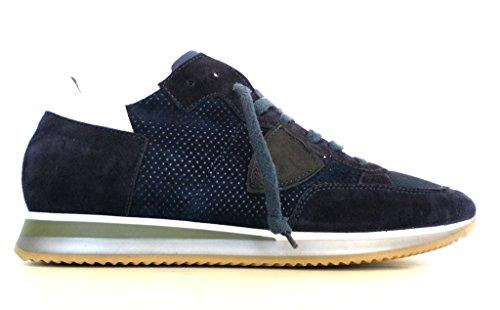Philippe Herren Sneaker BLU BIANCO Model blau 4Bw4xqZS7