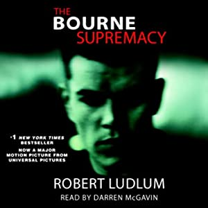The Bourne Supremacy Hörbuch