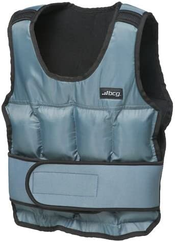 BCG 16Lb Adjustable Weighted Vest