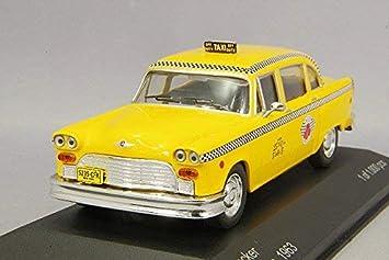 1 New Whitebox Marathon 1963 43 York Yellow Taxi Checker FK3ucJTl1