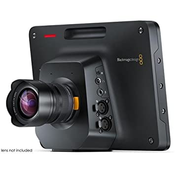 Blackmagic Design Studio Camera 4 K II (Tarjeta de Memoria): Amazon.es: Electrónica