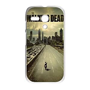 The Walking Dead Motorola G Cell Phone Case White phone component RT_410104