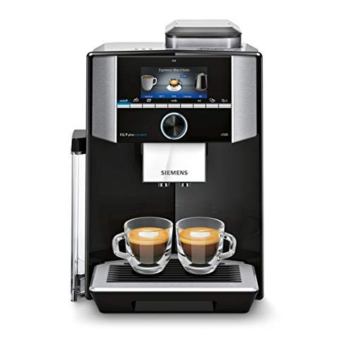 latte flat white EQ.9 plus connect s500 TI9553X9RW cappuccino ...