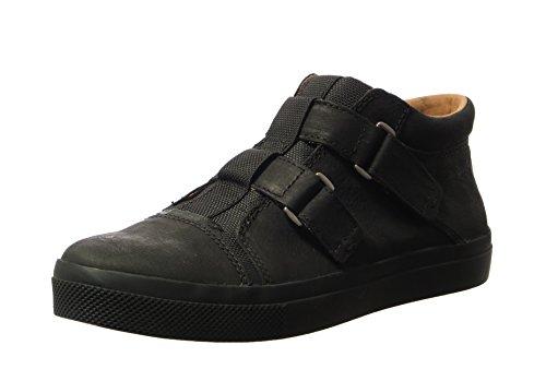 Da Uomo Olandese Bruce Fashion Sneaker Nero