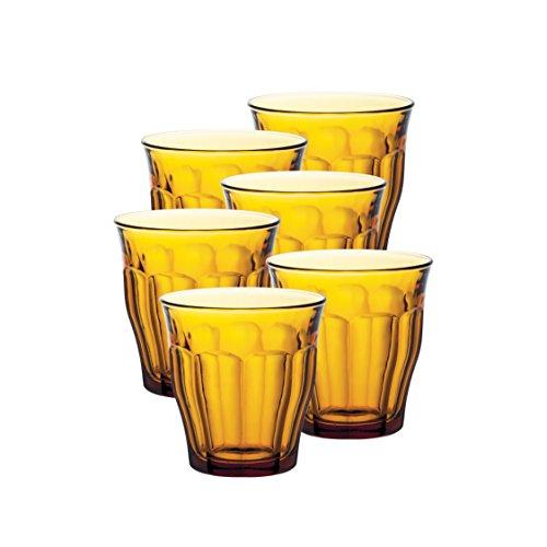 Duralex Picardie Tumblers Clear 10 5 Oz