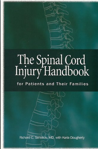 Spinal Cord Injury Handbook Patients product image
