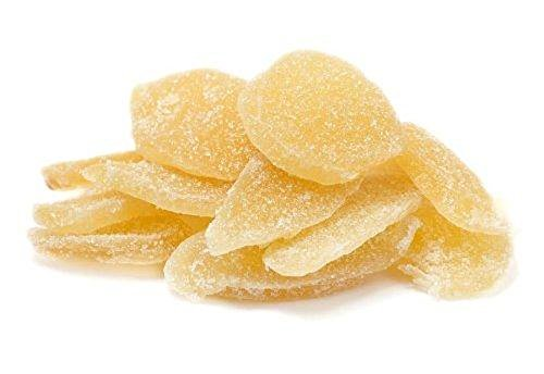 Crystallized Ginger Slices by It's Delish, 5 lbs (Slices Ginger)