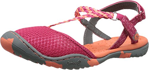 jambukd-azalea-girls-outdoor-closed-toe-sandal-toddler-little-kid-big-kid-fuchsia-coral-5-m-us-big-k