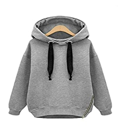 J&D WMHOODIES Hoodie Winter Oversized Hoodie Streetwear Women Long Sleeve Solid Color Hoodies at Amazon Womens Clothing store: