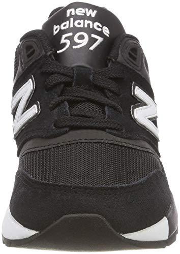 Running Black Nero Balance Uomo Scarpe 597 New URTqPw
