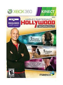 HARLEY PASTERNAK HOLLYWOOD WORKOUT by Majesco