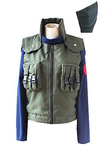 Fuji Cosplay Vest Adult Hatake Kakashi Anbu (S) for sale  Delivered anywhere in USA