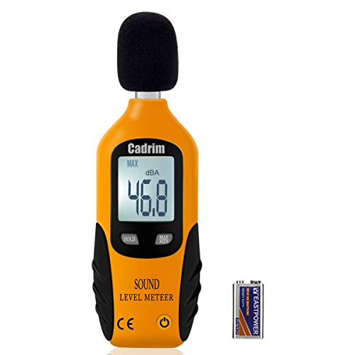 Cadrim Digital Sound Level