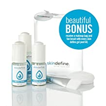 The Cosmetic Company : Skin Define TCA 15% Gel Peel Kit- enhanced with Salicylic Acid
