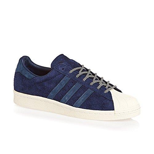 Adidas Superstar 80 S Herren Sneaker Blau