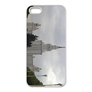 Moscow State Hight Quality Case for Iphone 5s