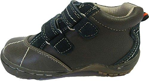 Chaussures de ville marrons pour garçons